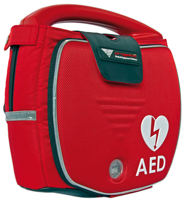 Rescue SAM AED in Funktionstasche